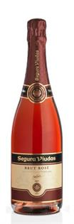 Segura Viudas Cava Brut Rose 750ml - Case of 12